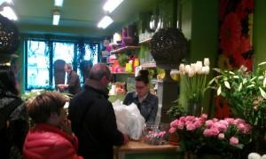 Fleuristes à Bruxelles